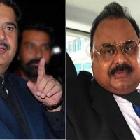 Altaf Hussain And Nabeel Gabol