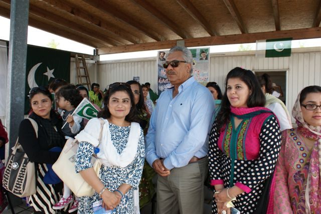 Annually Independence Day Pakistan Cricket Festival Vienna Program