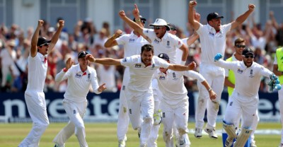 Ashes Series Victory