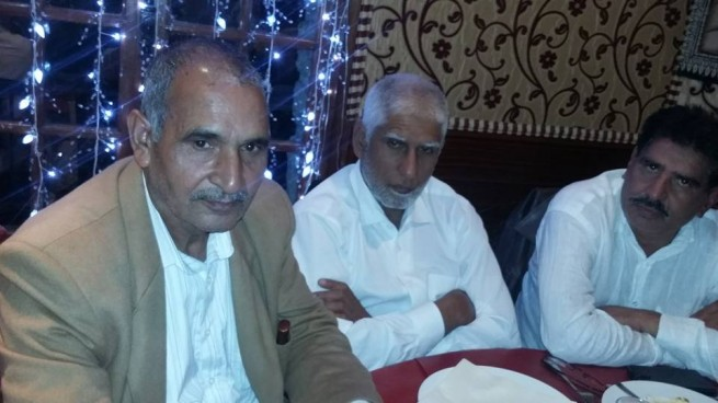 Chaudhry Ijaz Ahmed,Dinner