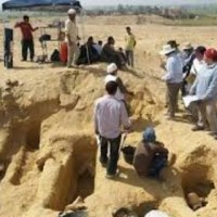 China Cemetery Discovered