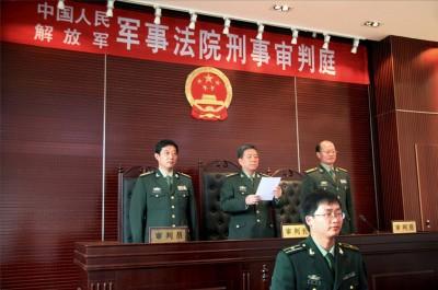 China Military Court