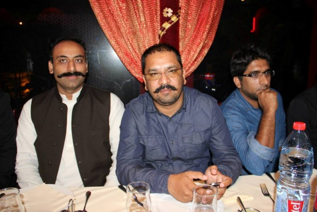 Choudhary Ijaz Honor Party Paris