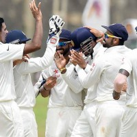 Colombo Test India Win