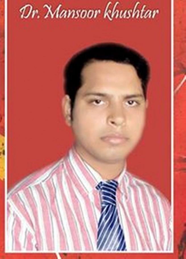 Doctor Mansoor Khushtar