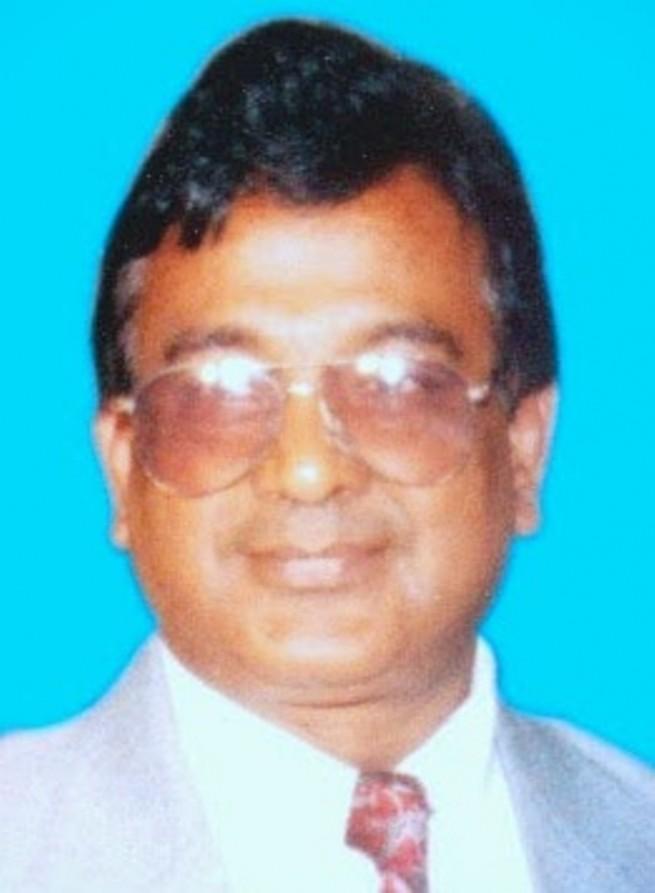 Dr Syed Ahmad