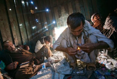 Drugs Afghans