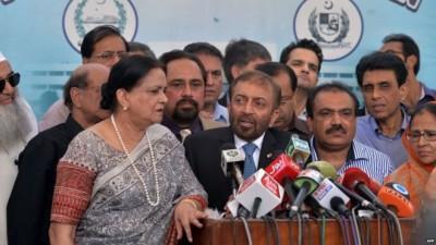 Farooq Sattar Conference