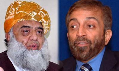 Fazlur Rehman and Farooq Sattar