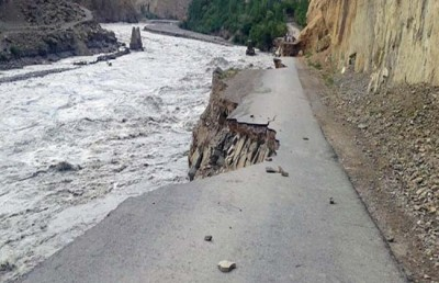 Flood in Chitral