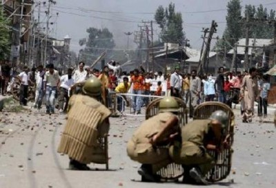 Freedom movement In Occupied Kashmir
