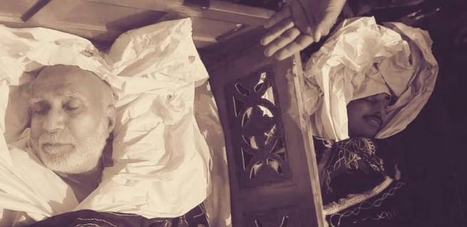 Funeral Rao Iqbal