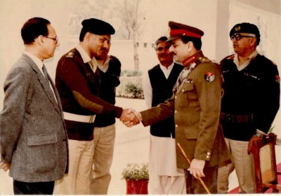 General Hamid Meeting
