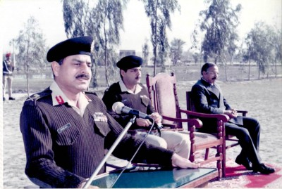 General Hamid Speech