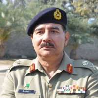 General Rashid Mehmood