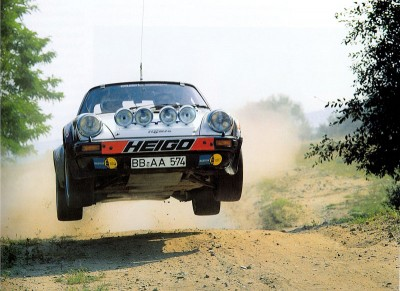 German Car Rally
