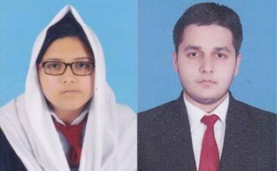 Hina Batool And Noshewar Khan