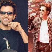 Hrithik Roshan and Ali Zafar