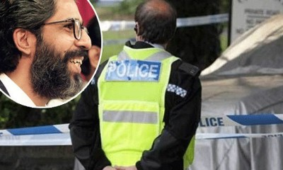 Imran Farooq, Murder Case