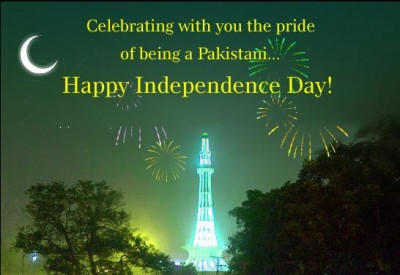 Independent country Pakistan