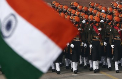 India Soldiers