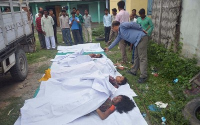 Indian Muslims Killed