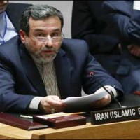 Iranian Vice Foreign Minister