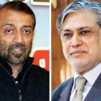 Ishaq Dar and Farooq Sattar