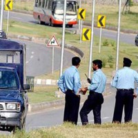 Islamabad Police Search Operations