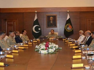 Joint Chiefs of Staff Committee Meeting