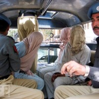 Karachi Police Arrest