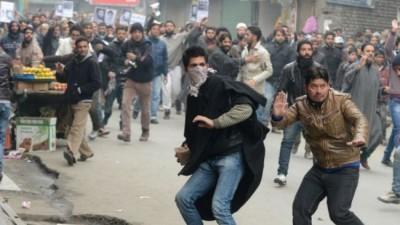 Kashmir Protest
