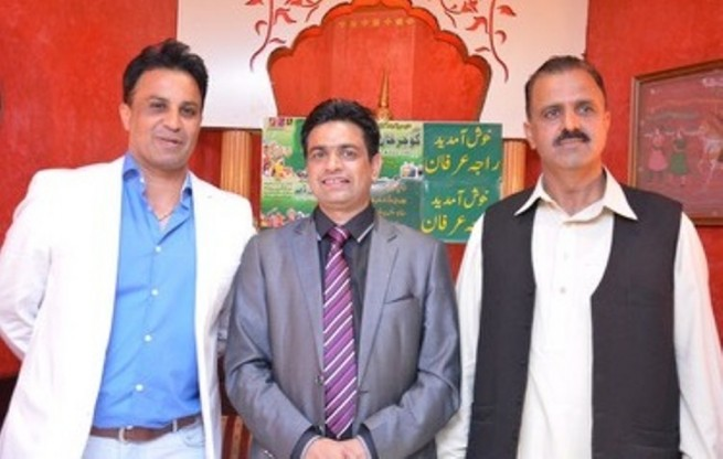 Kayani Restaurant programme with Irfan Raja