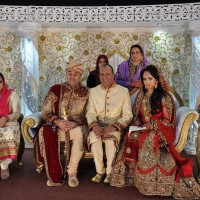 Marriage Ceremony Daughter Councillor Mohammad Aikhlaq