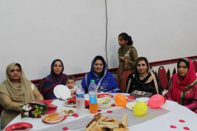 Minhaj Women League,Eid Festival