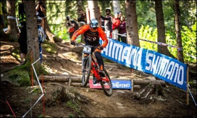 Mountain Biking World Competition