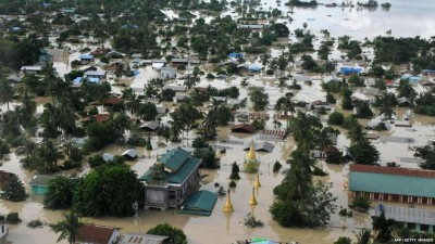 Myanmar Flood