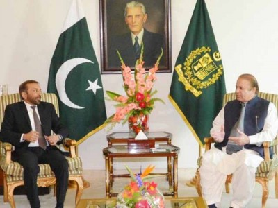 Nawaz Sharif And Farooq Sattar