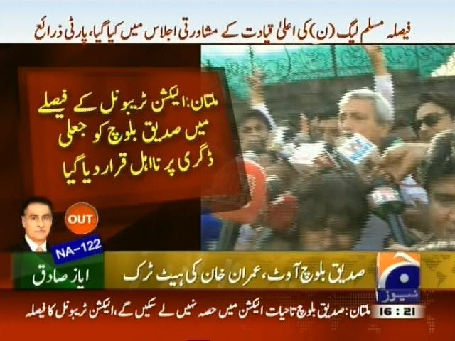 PML N – Breaking News – Geo