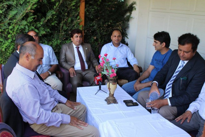 PML Q France Restructuring Meeting