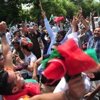 PTI Celebration