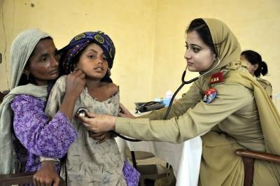 Pak Army Flood Relief