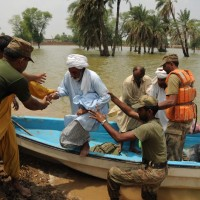 Pak Army Flood Relief