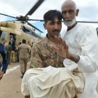 Pak Army Rescue