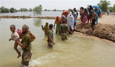Pakistan Army Rescue