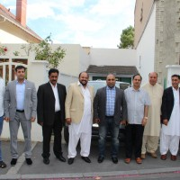 Pakistan Muslim League France Meeting