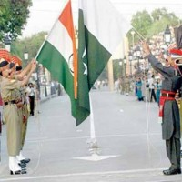 Pakistan and Indian Border Security