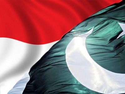 Pakistan and Indonesia