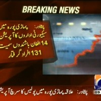 Peshawar Operation– Breaking News – Geo