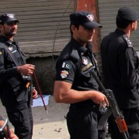Peshawar Security Forces